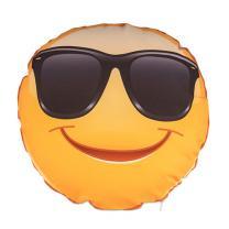 Kissenbezug Smiley Cool